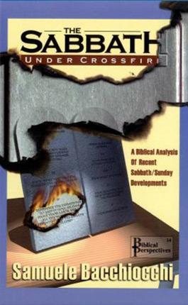 The Sabbath under crossfire
